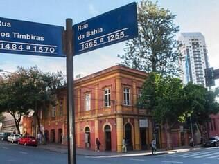 Imóvel onde hoje funciona o Café Cultura foi o primeiro registrado em BH