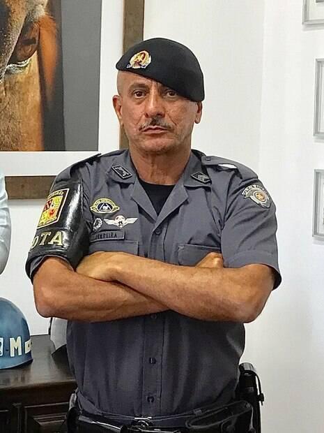 Sargento PM Ferreira