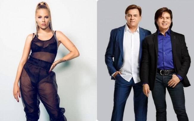 Luiza Sonza, Chitãozinho e Xororó e mais: Confira as lives da semana