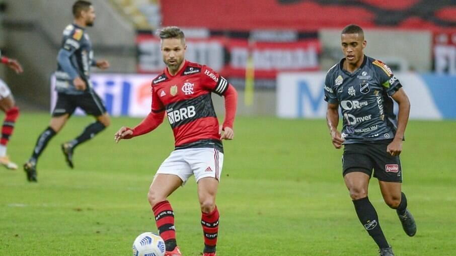 Flamengo goleou equipe do Rio Grande do Norte por 6 a 0 no jogo de ida