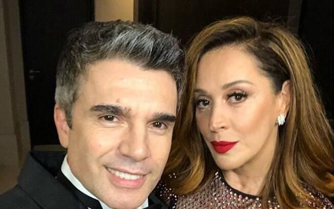 Jarbas Homem de Mello vive um relacionamento com a atriz Cláudia Raia que é marcado pela cumplicidade