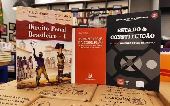 Imagem que ilustra a postagem da livraria Leonardo da Vinci dirigida ao ministro Sergio Moro e ao procurador Deltan Dallagnol