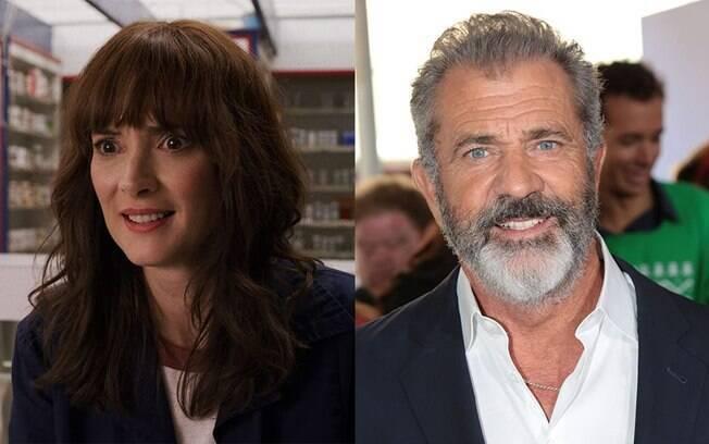 Mel Gibson e Wiona Ryder