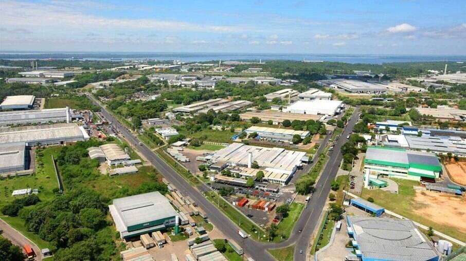 Fábrica da Honda em Manaus é a maior da marca japonesa no mundo dedicada à produção de motos