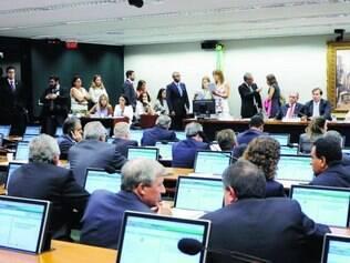 Discussão. Roteiro de trabalho apresentado pelo relator Marcelo Castro (PMDB-PI) já foi aprovado