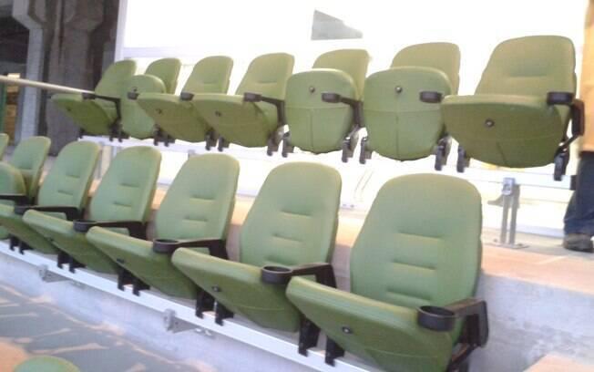 Com 66% de conclusão, nova arena do Palmeiras  já ganha