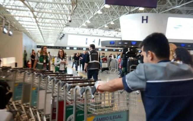Voos internacionais no Aeroporto Tom Jobim terão aumento de 10,5% no período, segundo a concessionária RIOgaleão