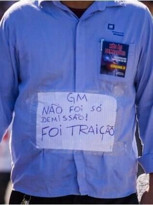 Metalúrgicos da região de São José dos Campos estão em greve há uma semana