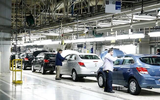 General Motors entra em layoff em unidade de São José dos Campos, interior de São Paulo
