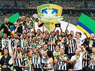 Final história: Atlético bate Cruzeiro