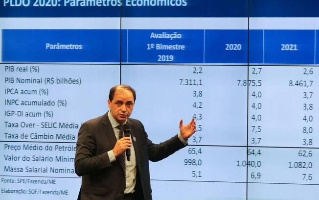 Waldery Rodrigues, Secretário Especial da Fazenda: orçamento realista