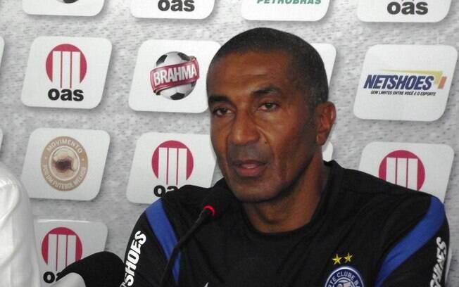 Com Cristóvão Borges no comando, Bahia tenta  recuperação após duas goleadas sofridas para o  Vitória