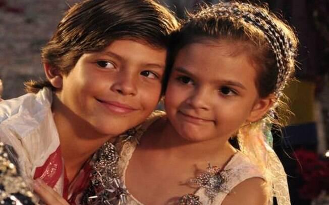 Batata e Rita namoraram durante o tempo em que viveram no lixão