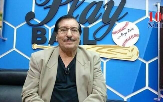 Jornalista esportivo José Francisco Ruiz morreu em decorrência da Covid-19