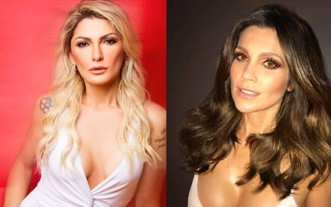 Flávia Alessandra estava em disputa judicial com Antonia Fontenelle por herança de ex-marido