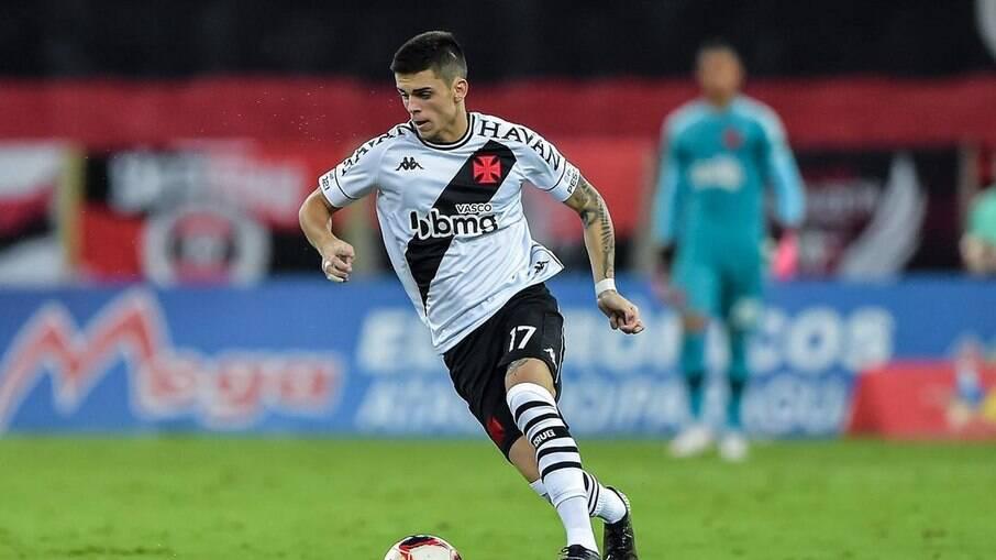 Gabriel Pec é um dos destaques do Vasco nesse início de temporada