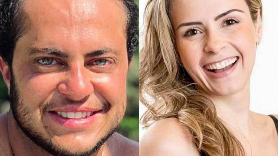 Thammy e Ana Paula