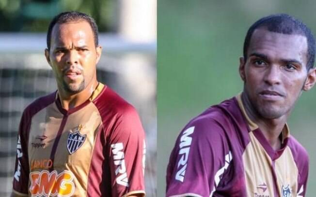 O atacante Alecsandro se transferiu neste ano  para o Atlético-MG e joga junto com o irmão, o  lateral e volante Richarlyson