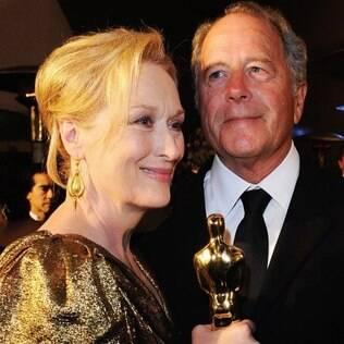 Meryl Streep e Don Gummer: parceria para a vida toda