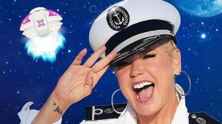 Xuxa esgota primeiro lote de ingressos do seu navio temático