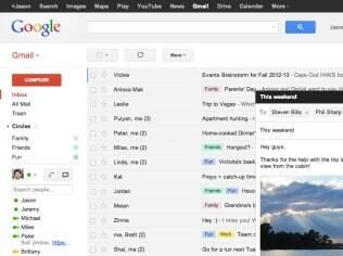 Gmail supera Hotmail como o serviço de e-mail mais popular no mundo