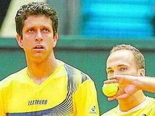 Melo e Soares defendem o Brasil