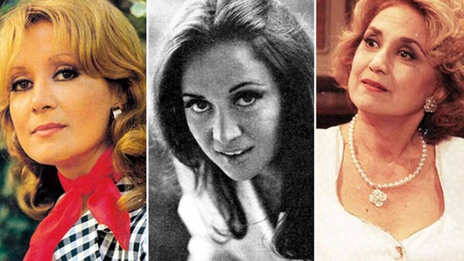 Eva Wilma ao longo dos anos