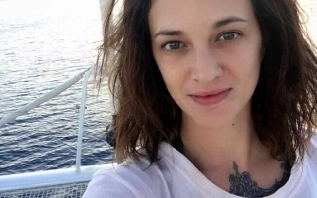 Asia Argento decidiu deixar a Itália temporariamente e se mudou para Berlim após críticas da mídia italiana