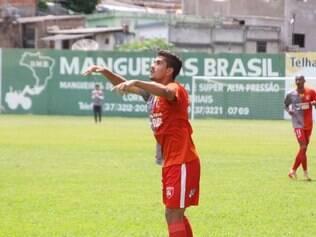 A assessoria do Guarani informa que a situação do atleta é estável e não apresenta nenhum risco
