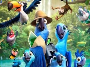 Aventura. Família de arara-azul deixa o Rio e vai para a Amazônia