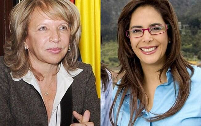 As ministras colombianas Cecilia Álvarez Correa, do Comércio, Indústria e Turismo, e Gina Parody, da Educação, confirmaram que estão em um relacionamento