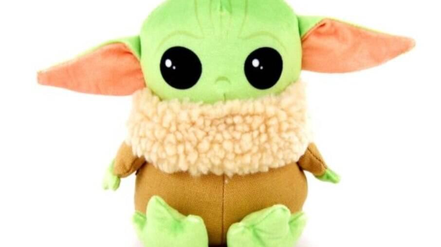 Baby Yoda de pelúcia especial para pet