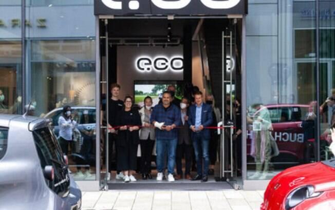 e.GO Mobile abre loja icônica da marca em Hamburgo, a segunda maior cidade da Alemanha