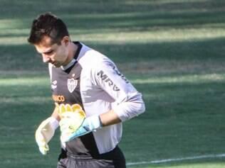Victor foi traído pelo campo no lance que originou o único gol da partida