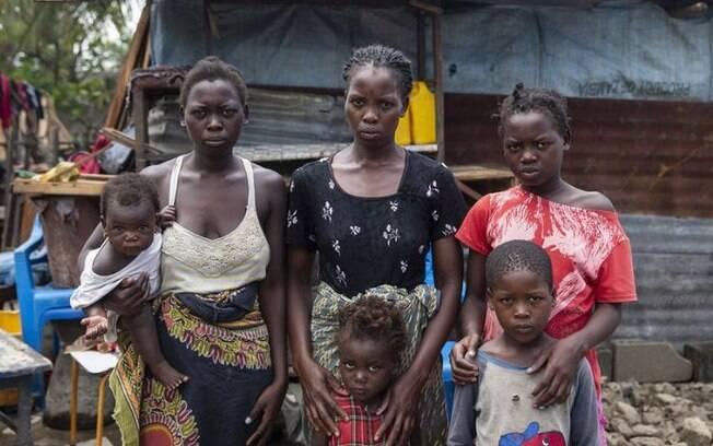 Ciclone em Moçambique atingiu mais de 1,8 milhões de pessoas; a missão humanitária brasileira atua no país