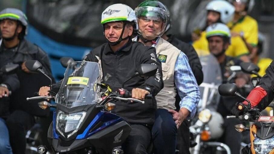 Chapecó receberá nova edição da 'motociata' de Jair Bolsonaro