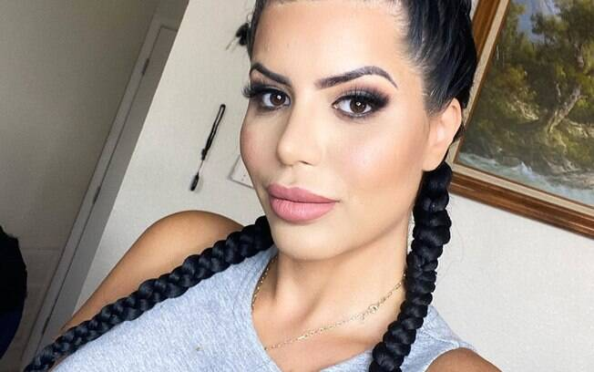 Larissa Lima fez plásticas para parecer com Kylie Jenner