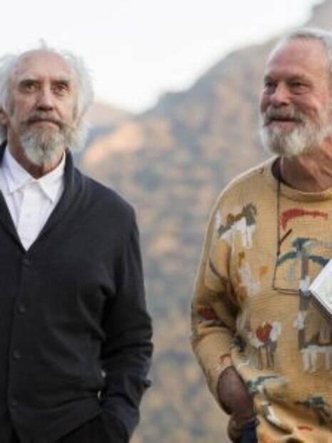 Terry Gilliam e Paulo Branco