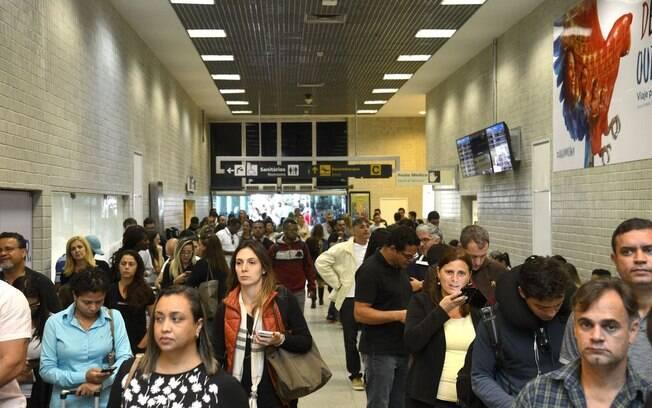 Público nos aeroportos do Brasil deve ser 3,85 maior no fim deste ano frente o mesmo período de 2018