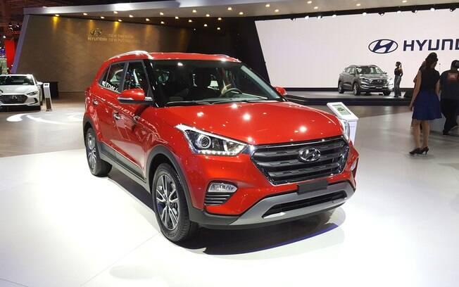 O Hyundai Creta irá disputar espaço com Honda HR-V e Jeep Renegade a partir de janeiro de 2017.
