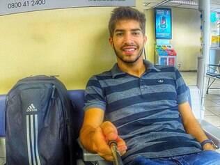 Jogador ainda realizará uma partida beneficente na terra natal dele: Bom Jesus de Goiás
