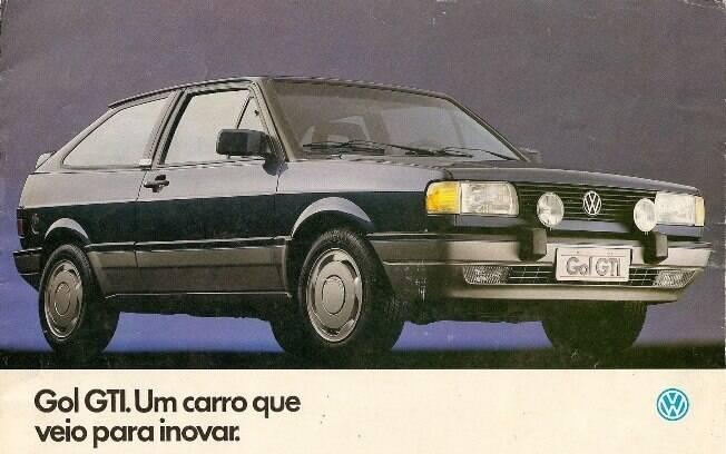 Volkswagen Gol GTI: O primeiro carro com injeção eletrônica no Brasil