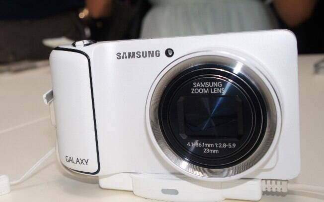 Galaxy Camera roda Android 4.1
