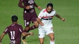 São Paulo vence Ferroviária e pega o Mirassol na semifinal