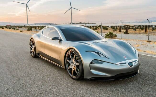 Fisker Emotion: supercarro elétrico 780 cv e pode rodar 640 km sem recarga com ajuda do grafeno, um dos novos materiais