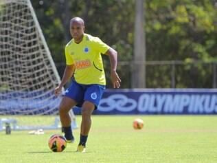 Borges deve ser relacionado para enfrentar o Bahia