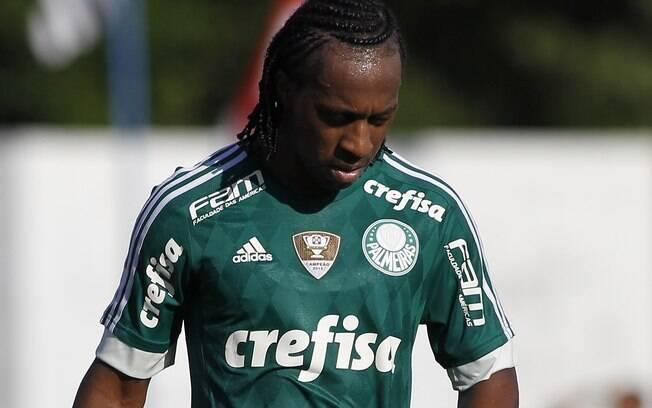 Arouca tinha contrato com o Palmeiras até este ano de 2019, mas foi rescindido
