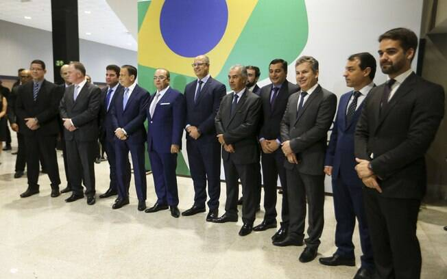Governadores eleitos e reeleitos participam de Fórum em Brasília