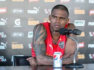 Maicosuel afirma que o Atlético tinha condições de vencer o Bahia, na última terça