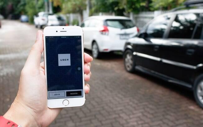 Uber é considerado um grande case de sucesso no mundo das startups